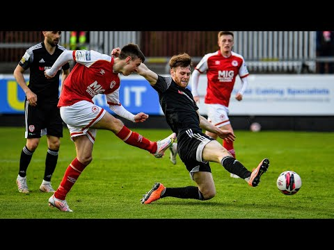 St. Patricks Derry City Goals And Highlights