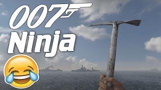 007 Assassin.. ICE PICK Ninja! (Call Of Duty WW2)