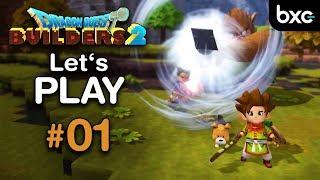 Dragon Quest Builders 2 - Let's Play Part 1