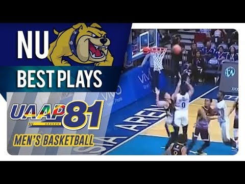 UAAP 81 MB: Shaun Ildefonso nails short stab off smart show-and-go! | NU | Best Plays