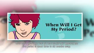 First Period Symptoms- Women Health Care