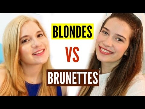 blondes vs brunettes 3 reviews of blondes vs brunettes flag football game one of the finest games i've seen brunettes win in a nail biter carly is a bit sassy, but once you get to know her she's not so bad ).