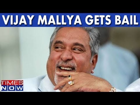 money laundering case vijay mallya gets bail within minutes after