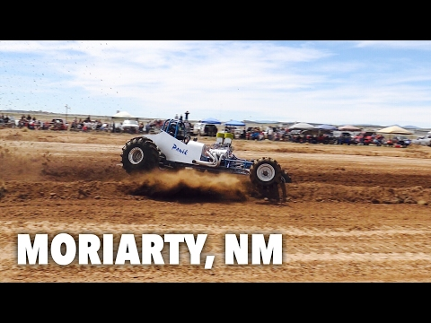 New Mexico Mud Racing | Super Modified Moriarty, NM 2017
