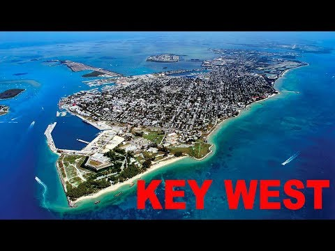 Tour Of My Island - Key West, Florida - South Side
