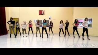Beyonce - I say yes| Trainer - Angelina Kirillova| Danielle Polanco`s choreography