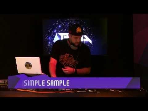 DJ Simple Sample
