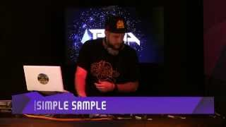 DJ Simple Sample