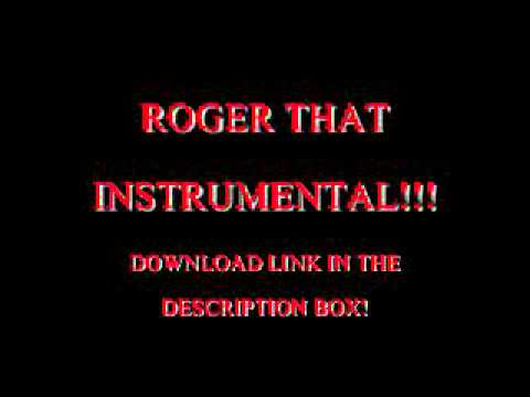 Young Money-Roger That Instrumental (Original) with DownLoad Link