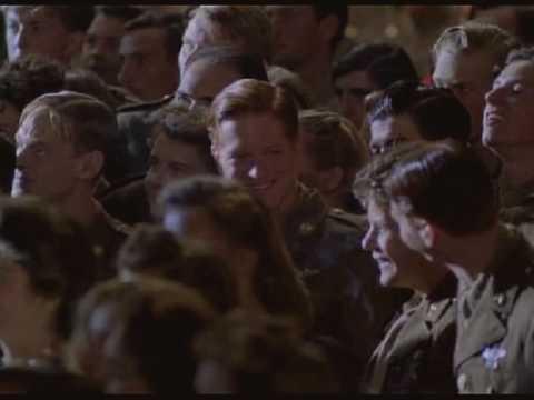 Eric Stoltz as Danny-Boy - Memphis Belle