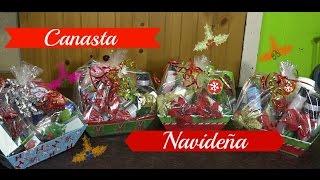 Canasta Navideña | Casayfamiliatv