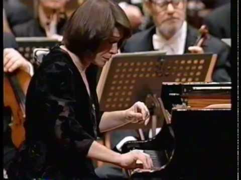 "Beethoven: Piano Concerto No. 5 ""Emperor"" - 1st mov., Elisabeth Leonskaja, Kurt Masur"