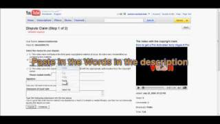 How to resolve WMG copyright