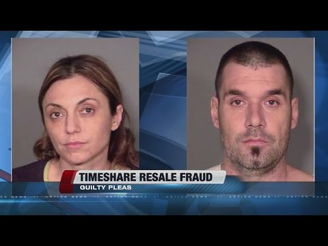 Timeshare resale fraud