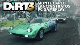 DiRT 3: PC Gameplay - Monte Carlo // Lancia Stratos
