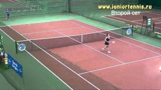 видео Учимся теннису в Жулебино и Мытищах