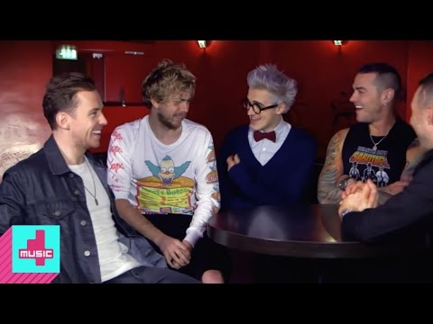 McBusted: The day Busted broke up & Year 3000 | Star Stories