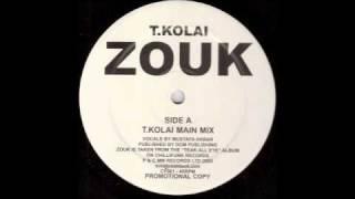 T.Kolai - Zouk (Restless Soul Peaktime Mix)