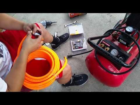 how-to-set-up-craftsman-air-compressor