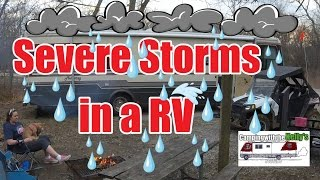 Storms in a RV