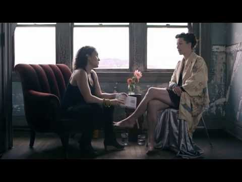 Maria Popova & Amanda Palmer on The Art of Asking - full interview