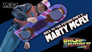 NECA Toys Back to the Future Part 2 Marty McFly Figure | Video Review смотреть онлайн в хорошем качестве бесплатно - VIDEOOO