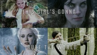 OUAT Women | This Girl's Gonna Rule the World {YOU PICK, I VID}