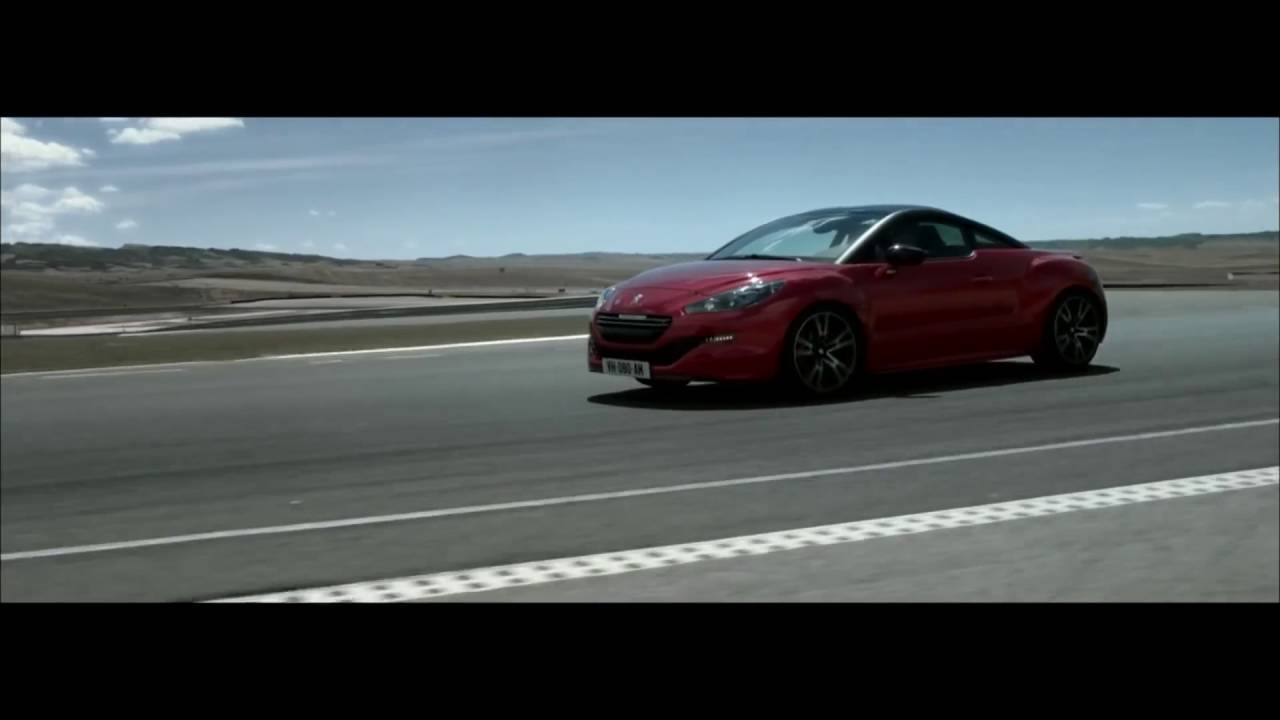 Peugeot RCZ R promo,sport cars video, sport cars 2016,Best Sport ...
