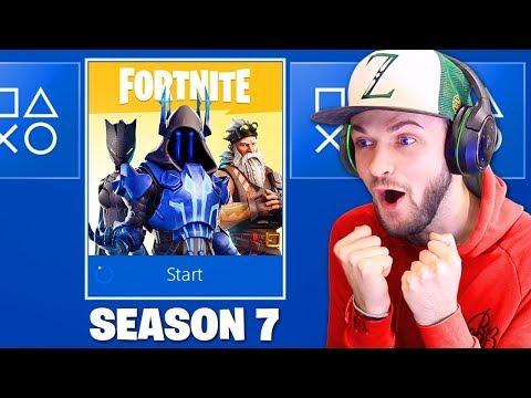 THIS is Fortnite: Season 7! (NEW SKINS)