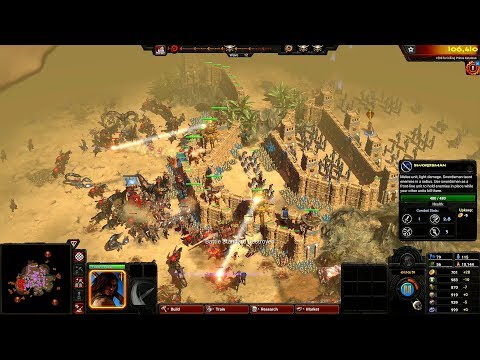 Conan Unconquered video showcases rotting corpses and an angry god