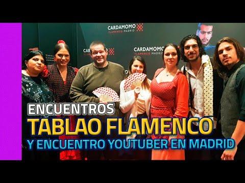 Show FLAMENCO en MADRID 💃🏻 TABLAO Flamenco en Madrid CARDAMOMO con Ceci Saia