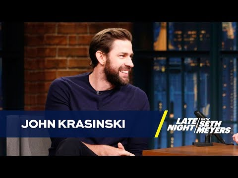 John Krasinski Considers New Hampshire the JV Squad of Red Sox