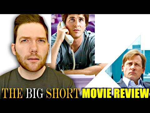 The Big Short - Movie Review