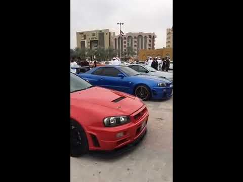 Ras Al Khaimah is the Nissan Skyline GT-R Capital of the Mid