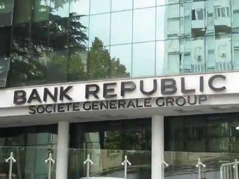 Bank Republic Société Générale Group - ბანკი რესპუბლიკა (Tbilisi, Georgia)