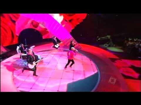 Les Fatal Picards - 'L'amour a la Francais ' (Eurovision 2007 Final - Helsinki)