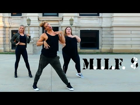 Fergie - M.I.L.F. $ | The Fitness Marshall...