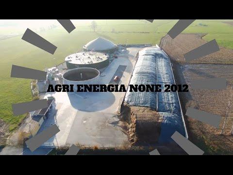 AGRI ENERGIA NONE 2012 -da inizio costruzione a fine-    //biogas//