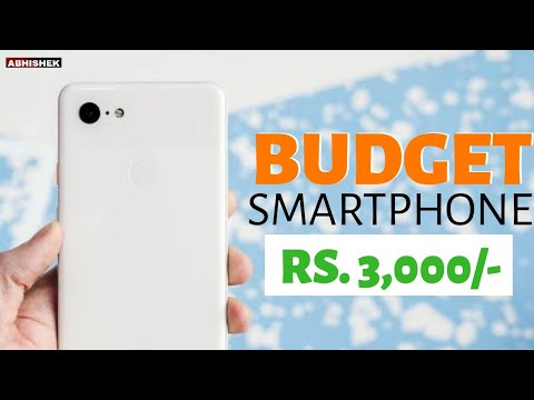 Top 5 Best 4G VoLTE Smartphone Under RS.3,000/- | JULY 2020 | HINDI | Low Budget Smartphones Of 2020