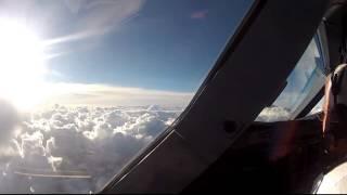 O som da aviação! (The sound of aviation!)