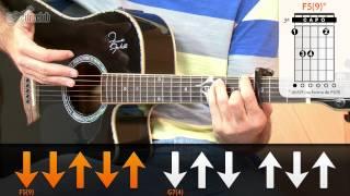 Um Dia Após o Outro - Tiago Iorc (aula de violão completa)