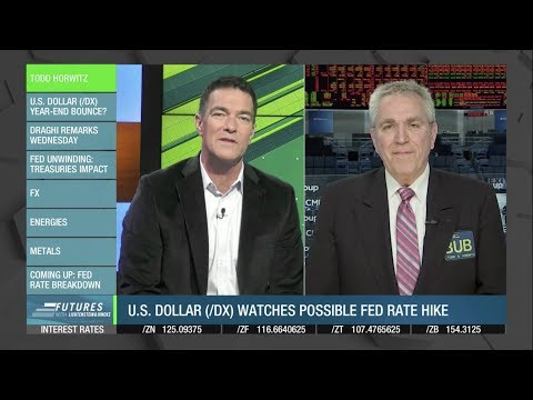 FED Rate Hikes, ECB & US Dollar on TD Ameritrade Network