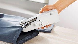 Commandez ici : https://the-passion-store.com/products/machine-a-coudre-manuelle-de-poche Pratique à transporter partout , Cette mini machine à coudre ...