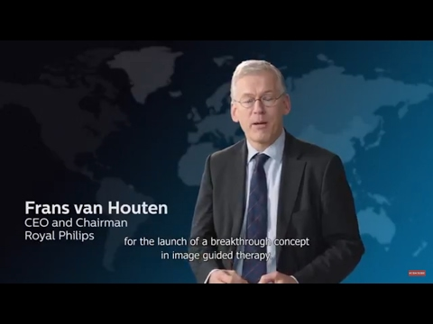 Philips Azurion launch video