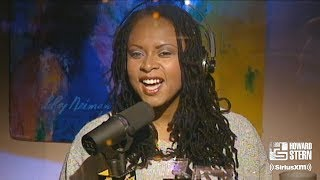 Robin Quivers Announces a Change to Her Name in 1995