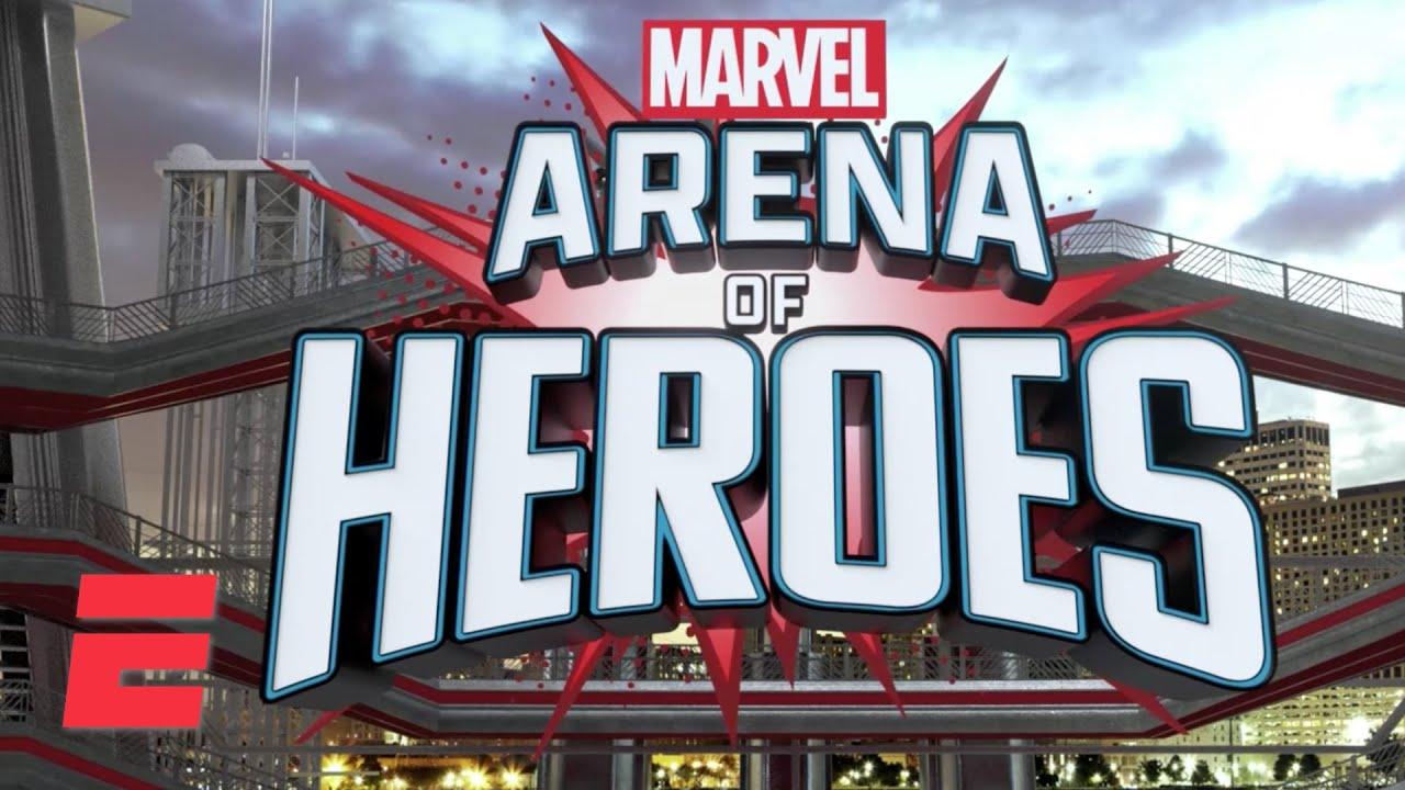 Marvel's Arena of Heroes | Warriors vs. Pelicans