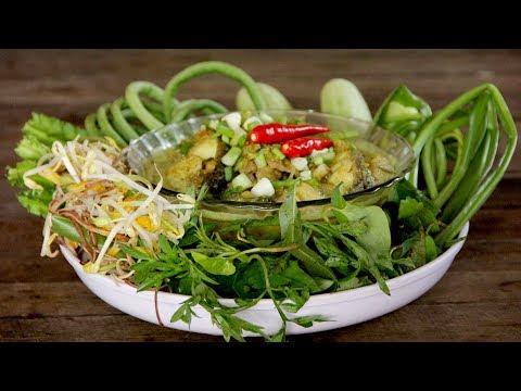 របៀប ខប្រហុក | Koh Prohok - Cambodia Foods | Asia Foods - មេផ្ទះ (Housewife)