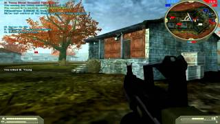 Battlefield 2 - Euro Force: Great Wall Part 1