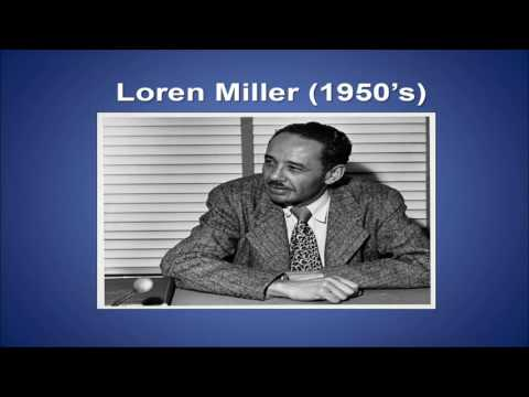Loren Miller: Civil Rights Attorney and Journalist