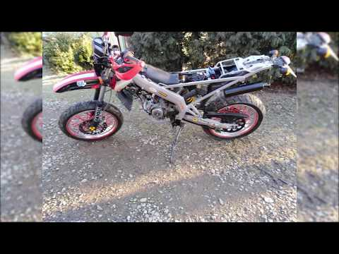 Tuning Gilera Smt 50 (derbi senda) Project 70 by Moto Dawid